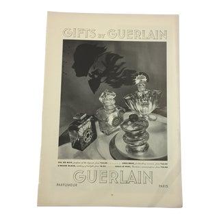 1935 Guerlain Perfume Ad