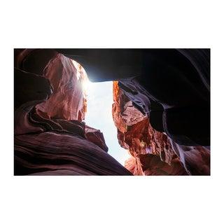 "Framed Original ""Canyon X"" Photograph"