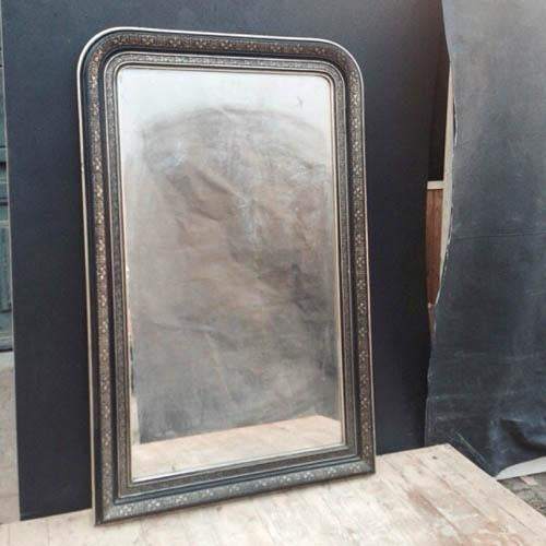 Very Large French Louis Philippe Style Mirror - Image 2 of 7