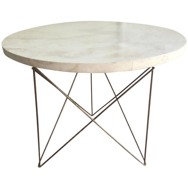 50s Brancusi Atomic Side Table Mid Century Modern - Image 1 of 8
