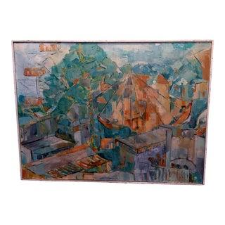 The Fair Original Painting