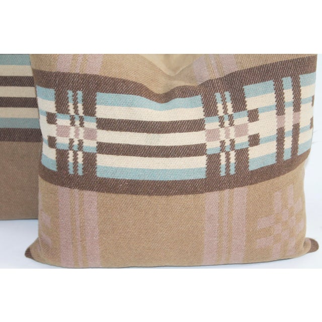 Horse Blanket Pillows - Image 3 of 4