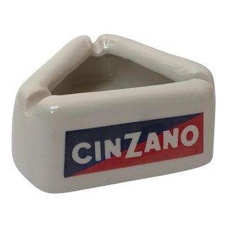 Vintage Italian Cinzano Ashtray