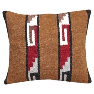 Navajo Indian Horse Blanket Pillow
