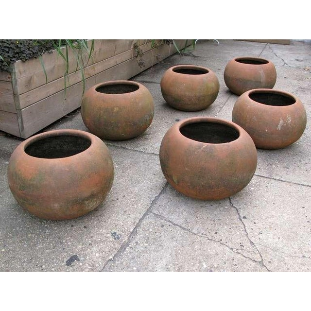 Mid-Century Mexican Terracotta Pots - Image 2 of 10