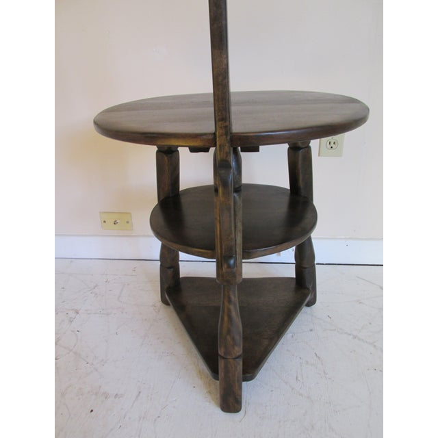 Image of Colonial Modern Lamp Table by Herman De Vries