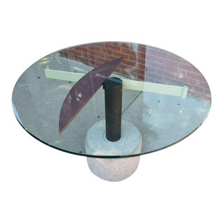 Italian Memphis Style Table