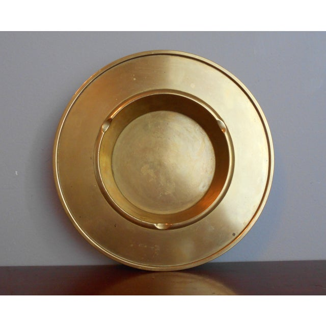 Image of Brass Ashtray Catchall