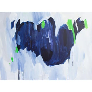 """Crush on Blue II"" Original Painting"
