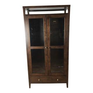 Two-Door Display Cabinet