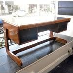 Image of Mid-Century Modern Cantilever Desk