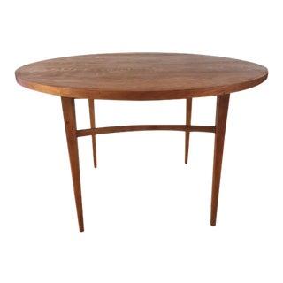 Mid-Century Modern Paul McCobb Round Dining Table