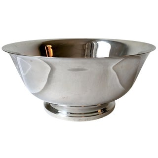 Vintage American Silver Revere Bowl