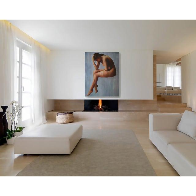 Image of 'Duo Milia Annorum Seu Instar Puncti' Painting