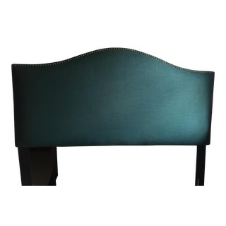Custom Upholstered Queen Headboard