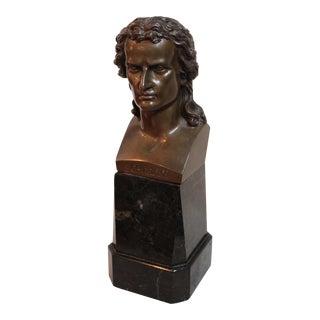 Vintage Schiller Bust