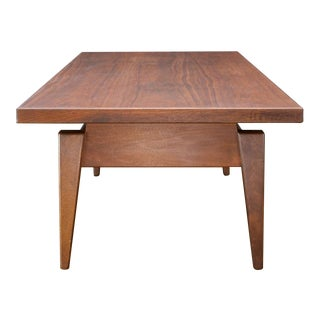 Jens Risom Mid-Century Modern Walnut Table