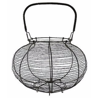 Oversized French Market Produce Basket