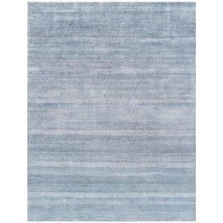 "Pasargad Transitional Silk & Wool Area Rug-10' 0"" X 13' 3"""
