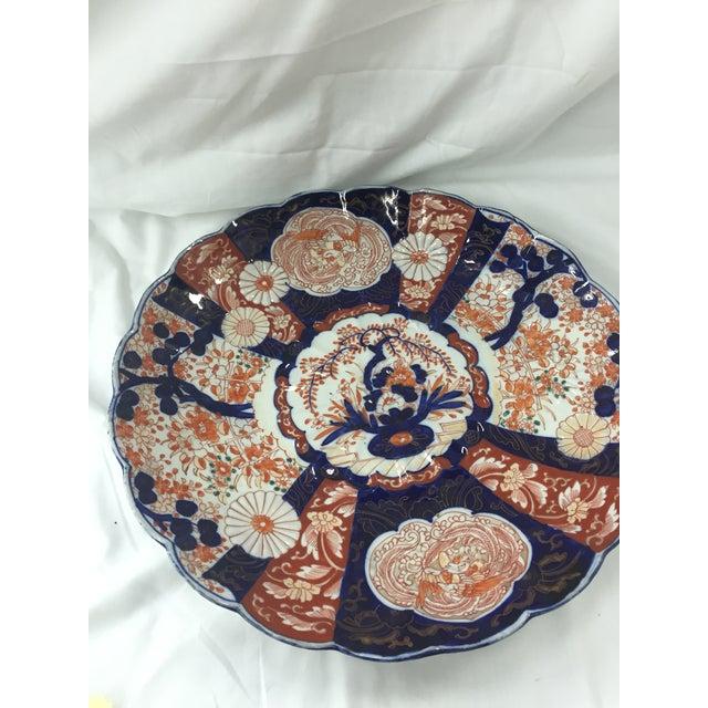 Japanese Imari Porcelain Charger - Image 3 of 10