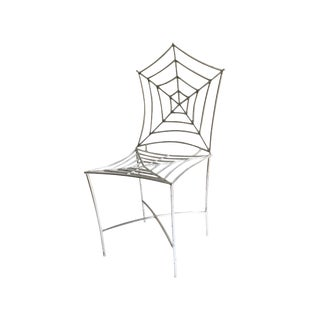 Wrought Iron Charlotte Chair