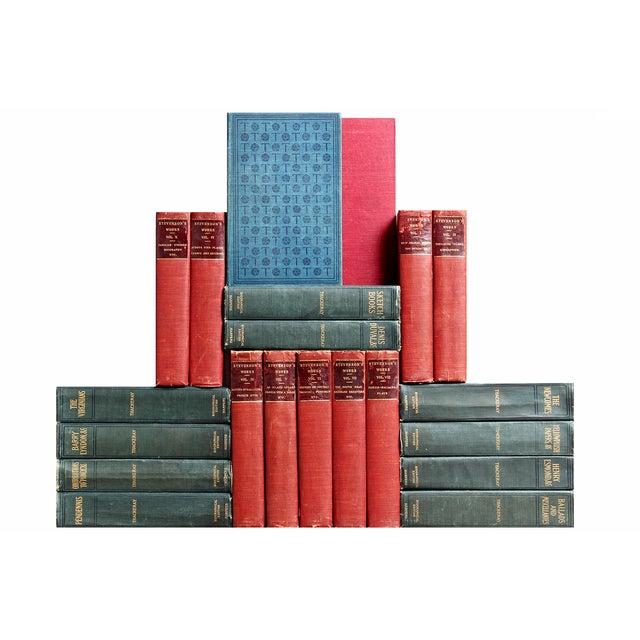 Image of Antique British Classic Books - S/21