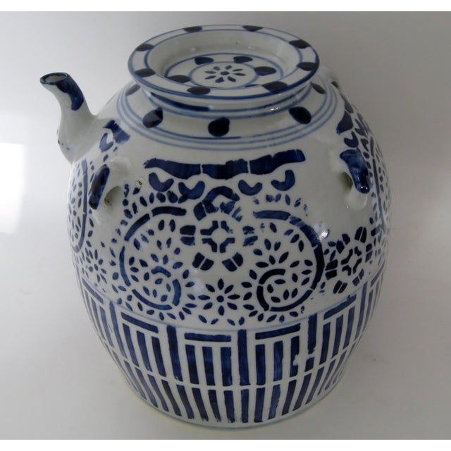 Image of Large Chinese Pitcher