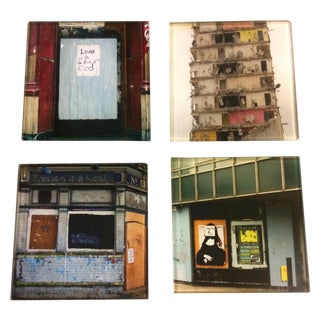 Fine Art Photography Coasters - Set of 4