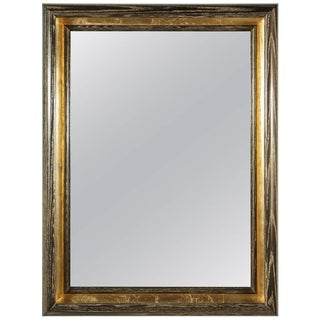 Paul Marra Design Cove Mirror in Gold Ceruse