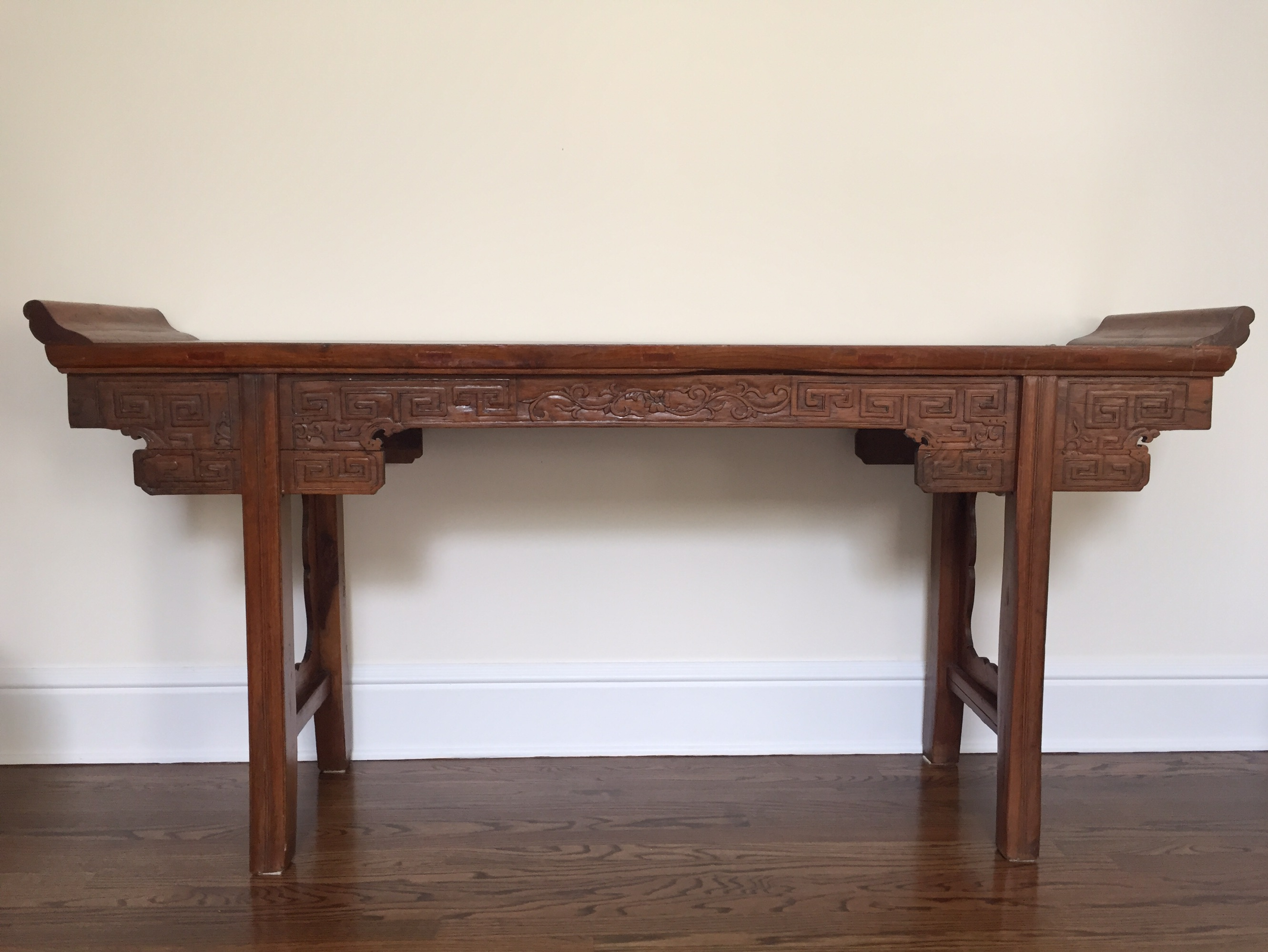 asian altar console