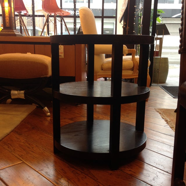Ebony Occasional Table - Image 2 of 9