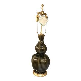 Christopher Spitzmiller Delft Olive Lamp
