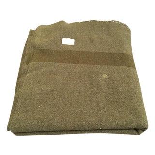 1917 WWI Portland Woolen Mills Army Blanket