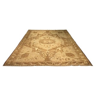 "Bellwether Rugs Vintage Turkish Oushak Rug - 7'5"" X 9'10"""