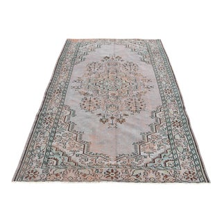 Antique Boho Chic Handwoven - 6′5″ x 10′1″