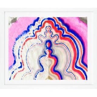 "Kristi Kohut ""Vibrant Agate 2"" Fine Art Print"
