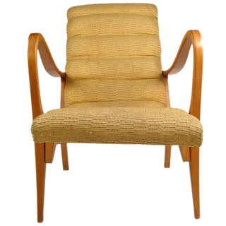 Early Lounge Chair by Gustaf Axel Berg