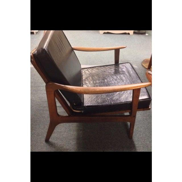 Mid-Century Modern Italian Chair - Image 3 of 10