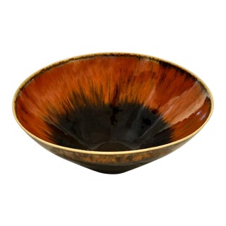 Bowl by Carl Harry Stalhane for Rostrand