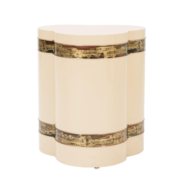 Bernhardt Rohne End Table for Mastercraft - Image 1 of 4