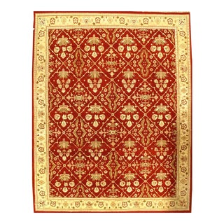 """Pasargad NY Agra Allover Hand-Knotted Rug - 8' x 10'2"""""""