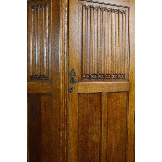 Antique Armoire - Image 5 of 5