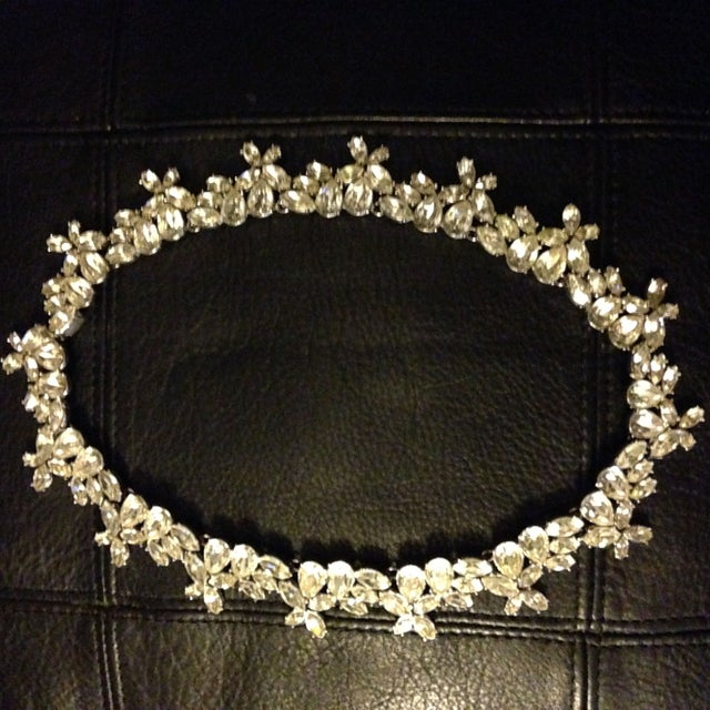 Image of Vintage Handmade Costume Jewelry Necklace by Weiss
