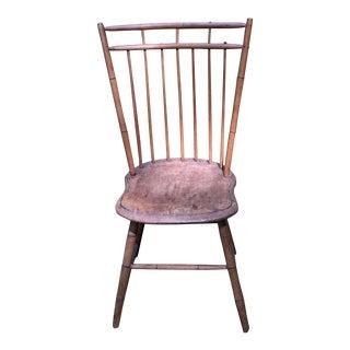 Antique Bird Cage Windsor Chair