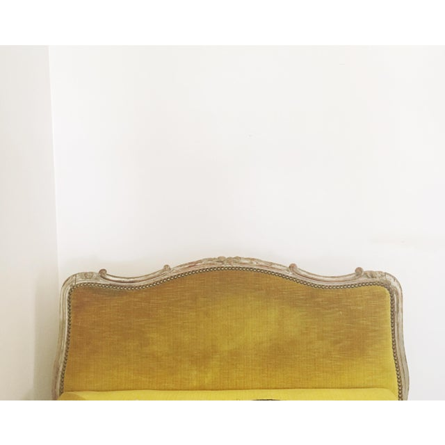 Antique Louis XV Daybed - Image 3 of 9