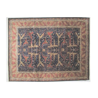 Bijar Carpet - 9′5″ × 12′