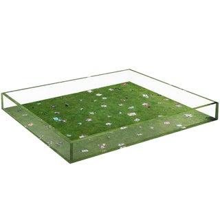 """Gray Malin """"The Park"""" Acrylic Decorative Tray"""