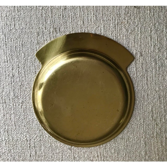 Image of Vintage Brass Coin Dish