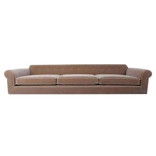 """Big Texan"" Sofa by Edward Wormley for Dunbar in Mohair"