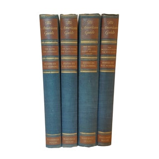 The American Guide, 1949 - Set of 4